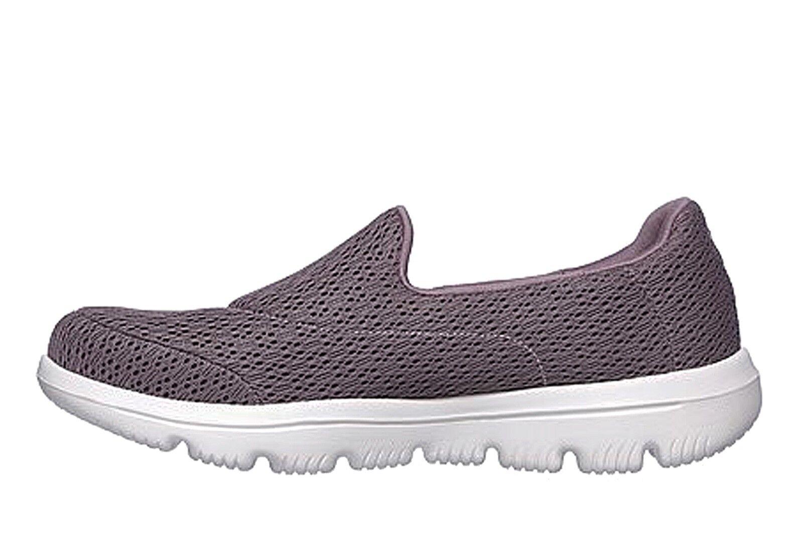 Skechers Skechers Skechers NEW Go Walk Evolution Ultra Persist mauve purple comfort shoes sz 3-10 c0b4ea