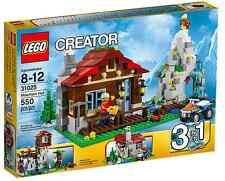 LEGO® Creator 31025 Berghütte NEU OVP_ Mountain Hut NEW MISB NRFB