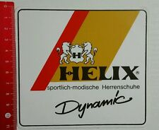 Aufkleber/Sticker: Helix Herrenschuhe (140416102)