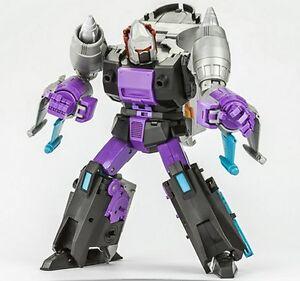 New Transformers KFC Toys EAVI METAL MP Kingzilla Snapdragon Figure In Stock
