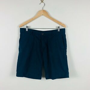 Rodd-and-Gunn-Mens-Shorts-Size-34-Black-Good-Condition-With-Pockets