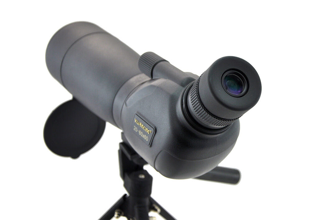 Visionking 20-60x60 Waterproof Spotting scope+Tripod Canon DSLR Camera Adapter