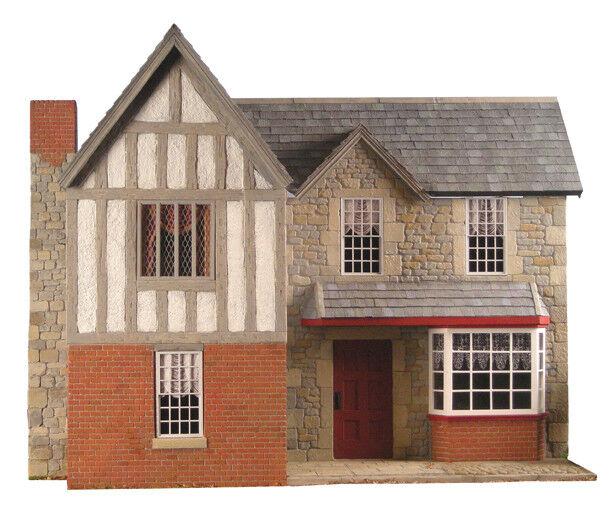 William Britains Jane Austen Red Lion Inn Pub Facade 61009