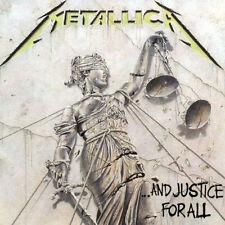 METALLICA - & JUSTICE FOR ALL - (Double LP Vinly) Sealed