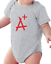 Infant-creeper-bodysuit-romper-t-shirt-A-A-Plus thumbnail 1