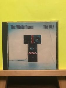 Pre-owned-The-White-Room-by-The-KLF-CD-May-1991-Arista-Music