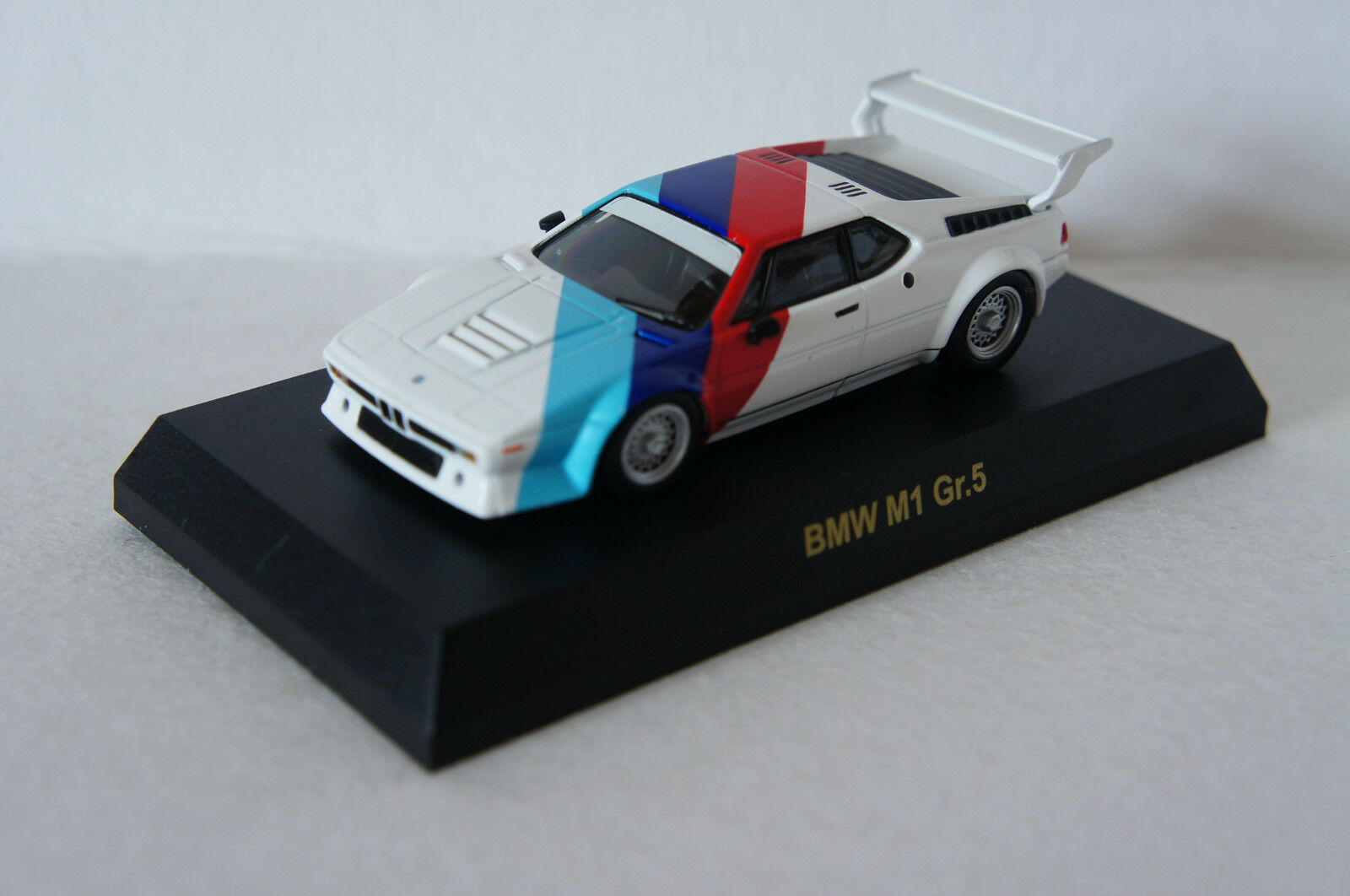KYOSHO BMW Motorsport Collection M1 M1 M1 Gr.5  1 64 (Free Shipping) 1ce7f7