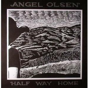 Angel-Olsen-Half-Way-Home-New-Sealed-Vinyl-LP-Album