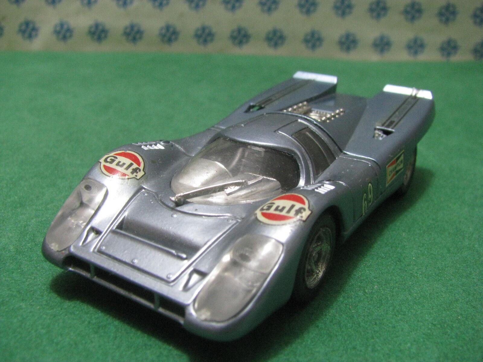 Vintage  -   PORSCHE  917K  Gulf       -  1/43  Auto-Pilen