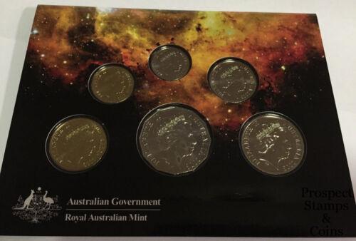 2009 Royal Australian Mint Astronomy Six Coin Mint Set Sydney ANDA Coin Show