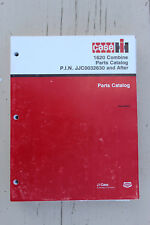 Case Ih 1620 Combine Original Parts Catalog 8 6540
