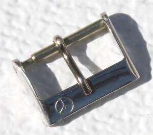 Racing-style-steel-1960s-70s-NOS-vintage-ACIER-watch-buckle-16mm-opening-26-sold