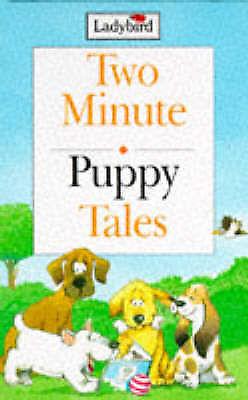 """AS NEW"" Puppy Tales (Two Minute Tales), Stimson, Joan, Bradman, Tony, Book"