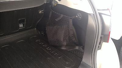 Rear Side Cargo Nets 2 Pcs For Subaru Impreza 12 17 Xv