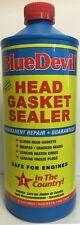 3-DAY SALE!! Blue Devil Permanent Sealer Head Gasket Sealant 32 oz