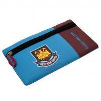 West Ham United F.C Flat Pencil Case