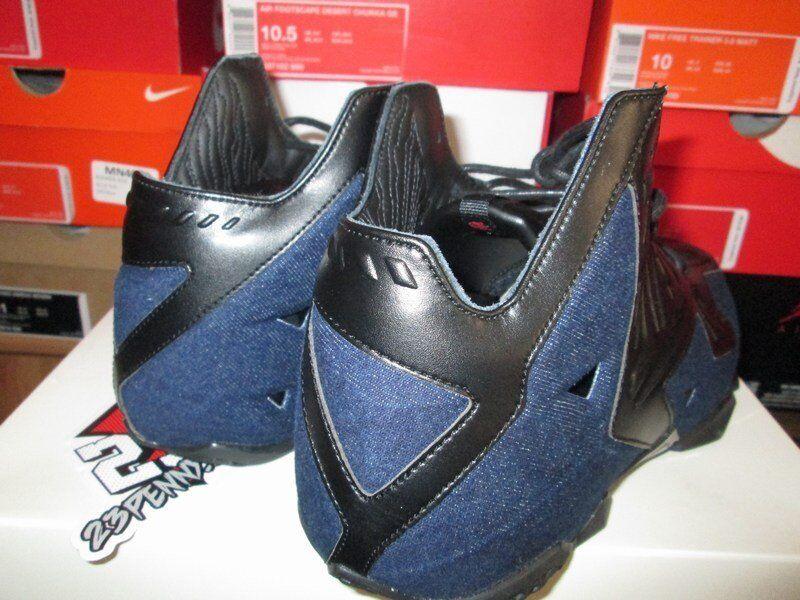 Verkauf nike - lebron xi 11 ext - nike denim schwarz blau 659509 004 sz 9 9,5 10,5 90c21e