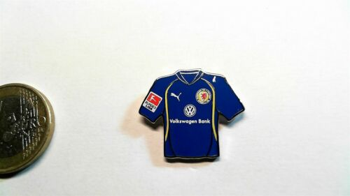 Eintracht Braunscheig Trikot Pin 2011//2012 Away Badge Kit Volkswagen VW Bank