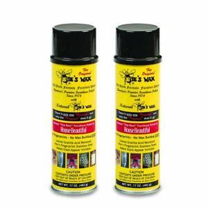 Original Beeswax Spray Twin Pack Ebay