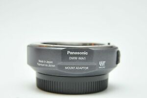 PANASONIC-OEM-LUMIX-DMW-MA1-Four-Thirds-to-Micro-4-3-lens-adapter