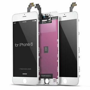 promo code e79a6 3bff6 Details about For iPhone 6 LCD Display Touch Screen Digitizer Replacement  White and Black Lot
