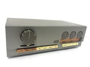 QUAD-33-Stereo-Control-Amplifier-High-End-Vintage-1978-Refurbished-LIKE-NEW