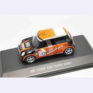 1-43-Car-Model-80004-MINI-COOPER-JOHN-COOPER-WORKS-BEAUTRAN