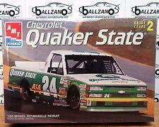 AMT ERTL 8406 Quaker State NASCAR chevy Truck #24 Jack Sprague model kit 1/25