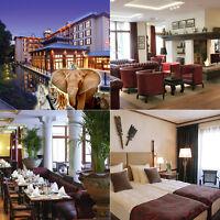 Hamburg Reise 3Tage im 4* Lindner Park-Hotel Hagenbeck - Themenhotel am Tierpark