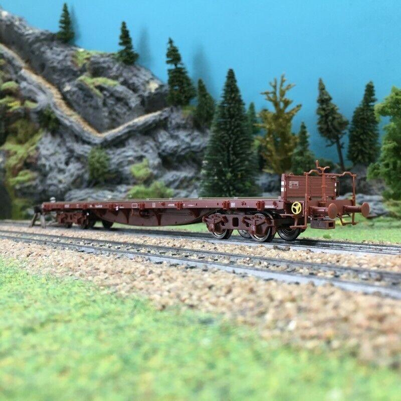 Wagon plat à ranchers ép III SNCFHO 187BRAWA 47232