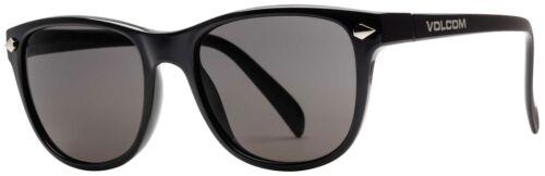 Grey Volcom Swing Sunglasses New Gloss Black