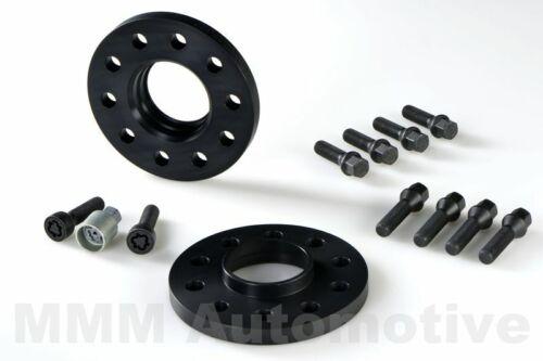 H/&R ABE Spurverbreiterungen schwarz 26mm BMW 5er G30 G31 G5L,G5K Spurplatten