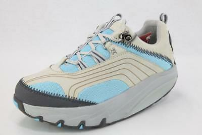 7ce8c04dab59 Women s MBT CHAPA Azul Blue Physiological Shoes Sneakers EUR 35 US 5.5 NEW