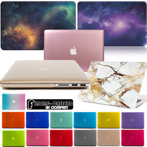 Brand-New-Frosted-Matte-Rubberized-Hardshell-Hard-Case-Cover-For-Apple-MacBook