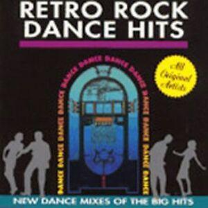 Various-Artists-Retro-Rock-Dance-Hits-New-Dance-Mixes-O-CD