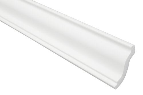 10 Meter Stuckleiste Eckprofil Zierleiste Stuck Polystyrol 45x40mm DI40