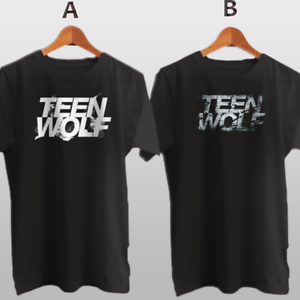 Teen Wolf American Drama TV Series New Cotton T-Shirt