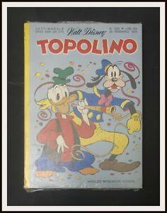 TOPOLINO-1057-blisterato-con-Allegato-Urra-Saiwa-1976-DISNEYANA-IT