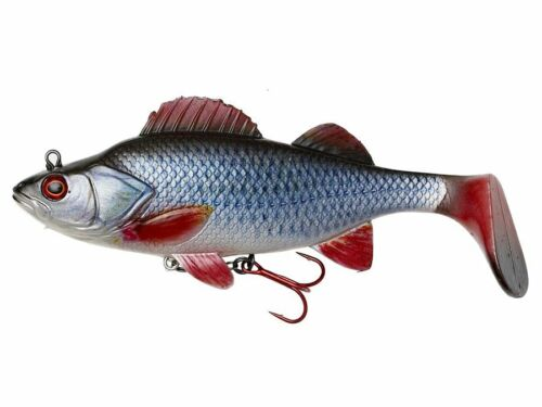 D.A.M Effzett Natural Perch Paddle Tail 14cm 47g Leurre souple COULEURS