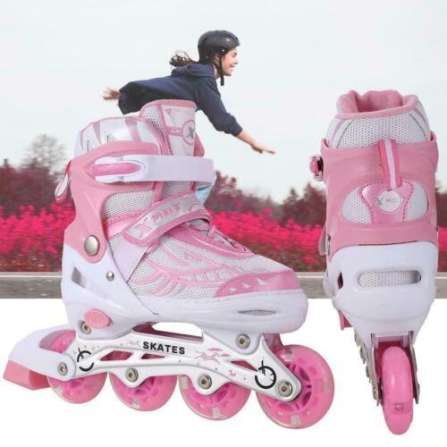 Details about  /New Unisex PU Wheel PP Material Indoor Outdoor Roller Children Tracer AAA NEW