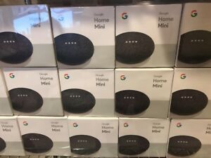 Brand-New-X1-Google-Home-Mini-Smart-Assistant-Charcoal