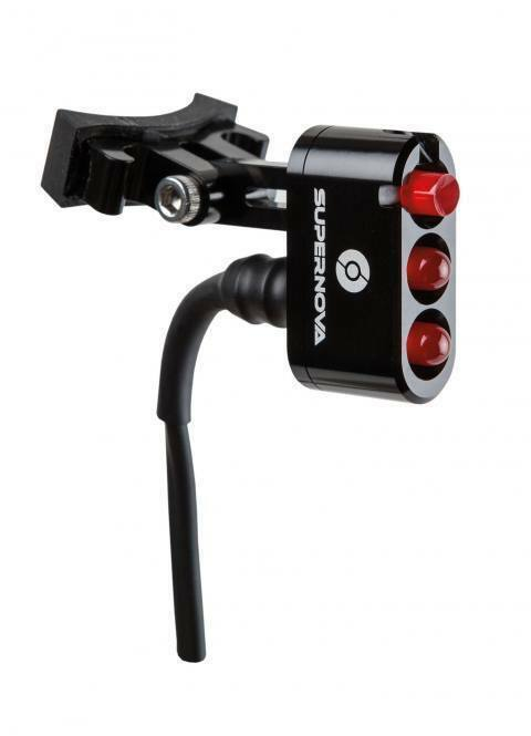 Supernova E3 Tail Light 2 Seatpost Mount 6v