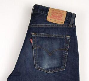 Levi's Strauss & Co Herren 521 02 Slim Gerade Jeans Größe W36 L32 ATZ992
