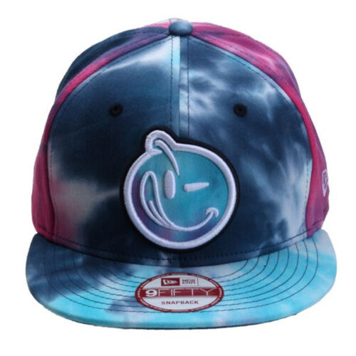 NEW Authentic YUMS New Era Classic Tie Dye All Over Snapback 515S