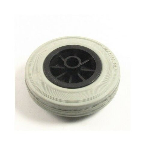 Numatic Laufrad Rad Rolle 125mm Ø für Einscheibenmaschine HFM1515 NR1500 NRT1530