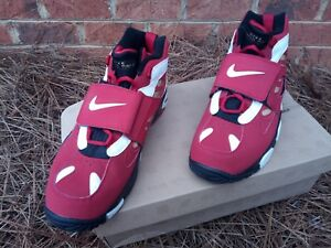 a31dbcb499 Nike Air Diamond Turf 2 II size 11.5 487658 610 Deion Sanders ...
