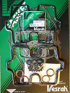 Vesrah Complete Gasket Kit Honda XT600 /'87-88|GK738 VG-2079