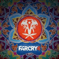 Far Cry 4 - 2 x CD Video Game Score - Limited Edition - Cliff Martinez