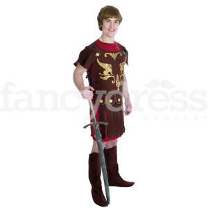 Uomo Adulto Costume Soldato Greco Costume