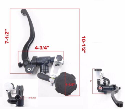 2FastMoto 20mm Brake Radial Master Cylinder Hydraulic Brembo Style Suzuki